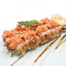 Спайсі рол з лососем