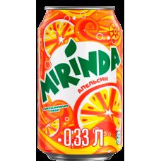 Мірінда 0,33 ж/б