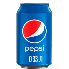 Пепсі 0.33 ж/б