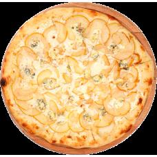 Піца з грушею і сиром горгонзола