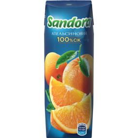 Сік Sandora Апельсиновий 0,25