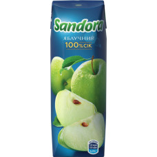 Сік Sandora Яблучний 0,25