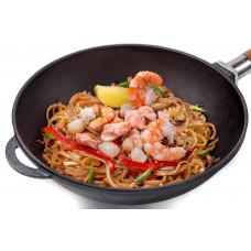 Локшина рисова з морепродуктами